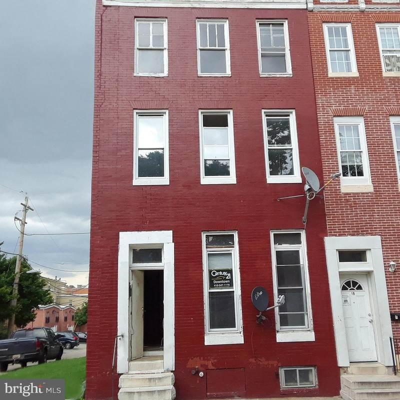 21 Gilmor St, Baltimore, Maryland, 21223, Single Family